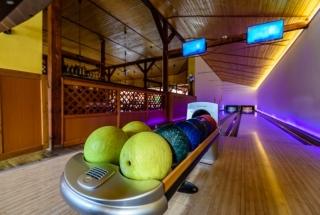 Ranč u Bobiho - Bowling