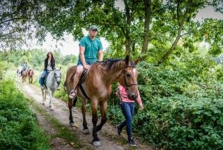 Ranč u Bobiho - Jazda na koni