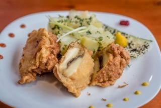 Ranč u Bobiho - Reštaurácia
