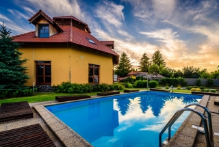 Ranč u Bobiho - Bazén